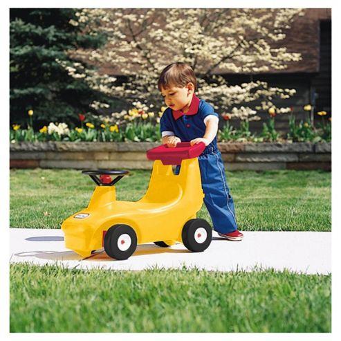 Little Tikes Push & Ride Walker (Yellow/Red)