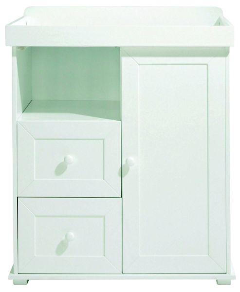 East Coast Hanworth Dresser, White