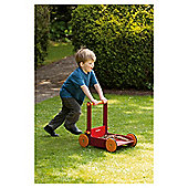 Moover Baby Wooden Walker Red