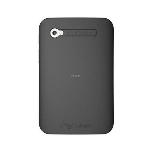 Samsung Glacier Silicone Case Cover for Samsung Galaxy Tab - Black
