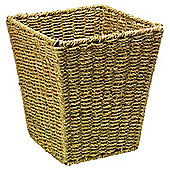 Tesco Seagrass Square Bin