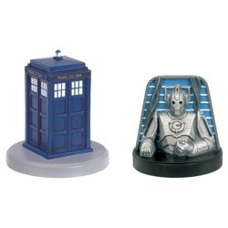 Doctor Who Shaker Maker