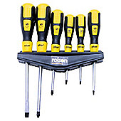 Rolson 6pc Screwdriver Set