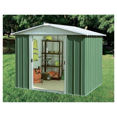 Yardmaster 9'4x12'8 Apex Metal Shed