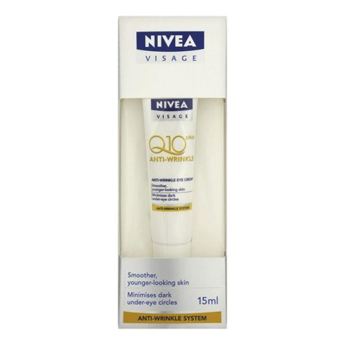 Nivea Visage Anti Wrinkle Q10 Plus Eye Cream 15ml