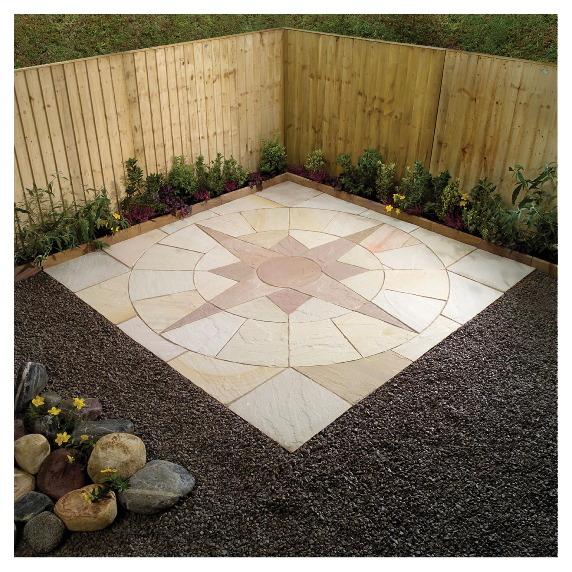 Large Star Circle and Infill Kit at Tesco Direct
