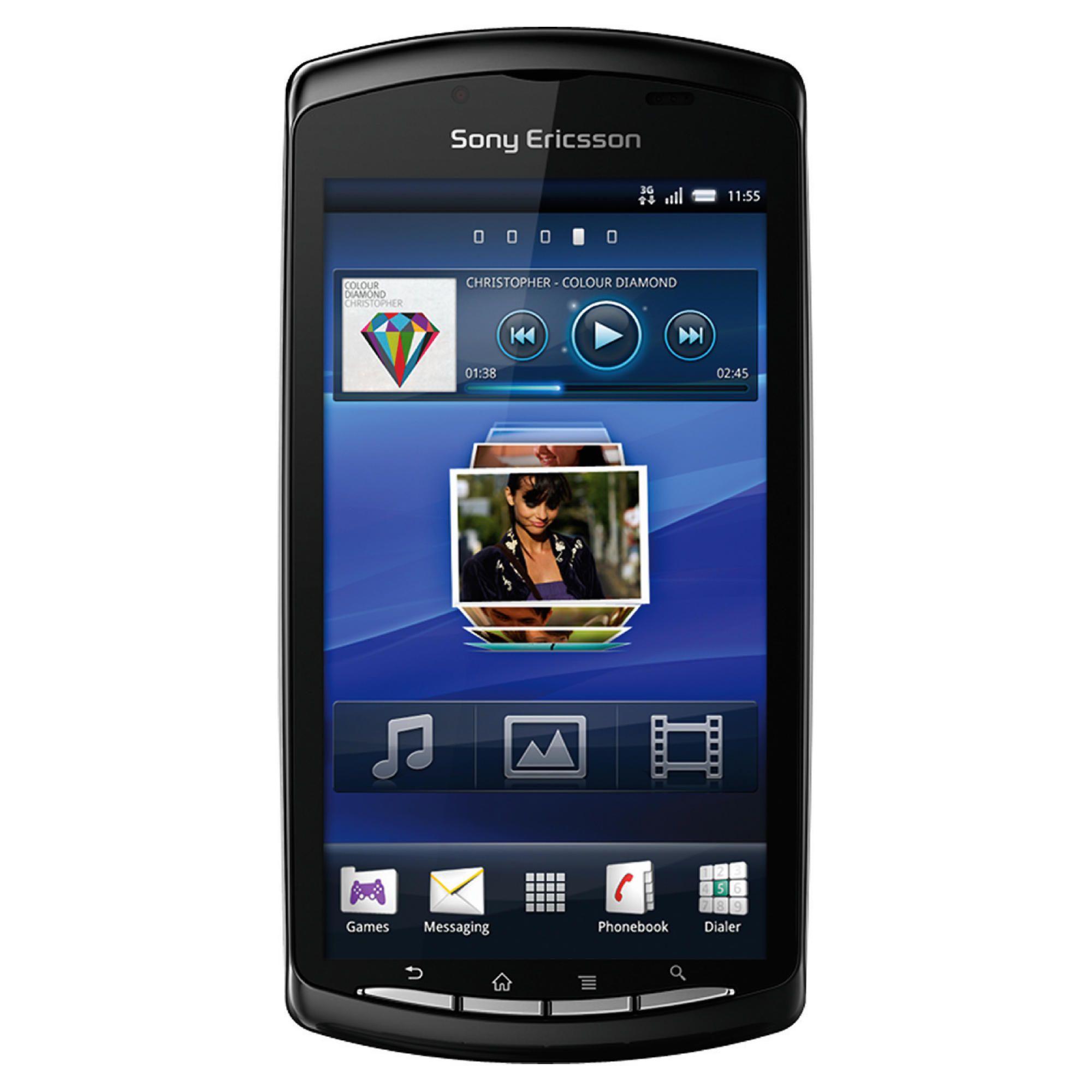 Tesco Mobile Sony Ericsson Xperia PLAY at Tesco Direct