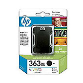 HP 363XL High Yield Black Original Ink Cartridge