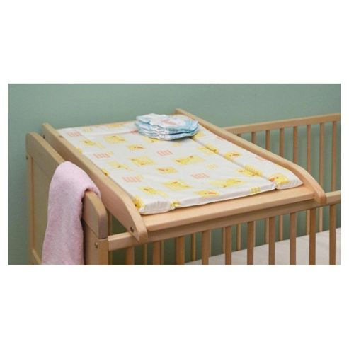 Saplings Cot Top Changer, Natural