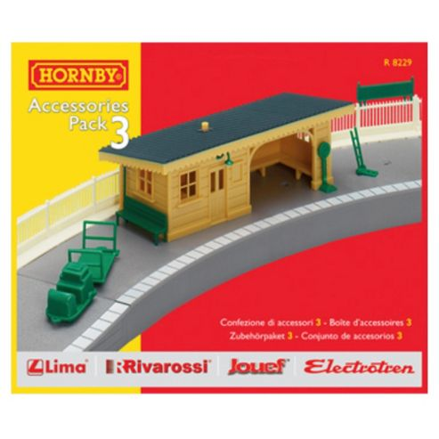 Hornby R8229 Building Extension Pack 3