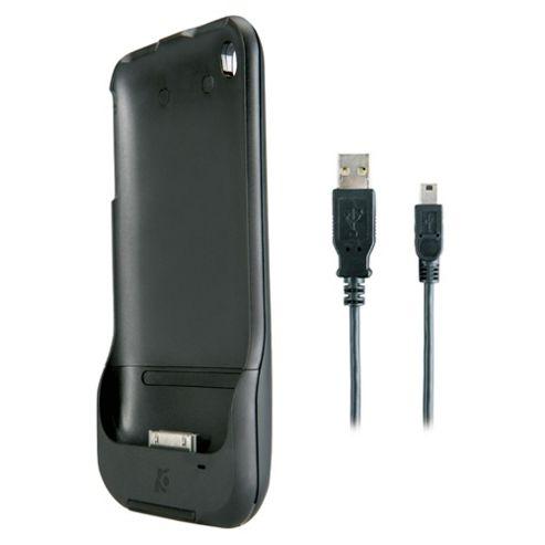 Kensington Powersled Charging Case iPhone 3 Black