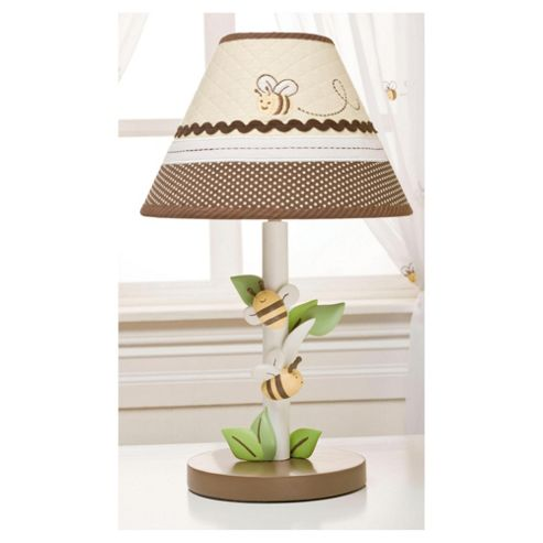 Kids Line Cute As Can Bee Lamp