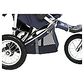 Out 'n' About Single Storage Pushchair Basket 360, Navy