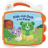 LeapFrog My First Book Scout On The Farm