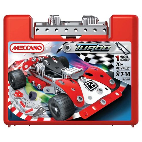 Meccano Turbo Prototype 2