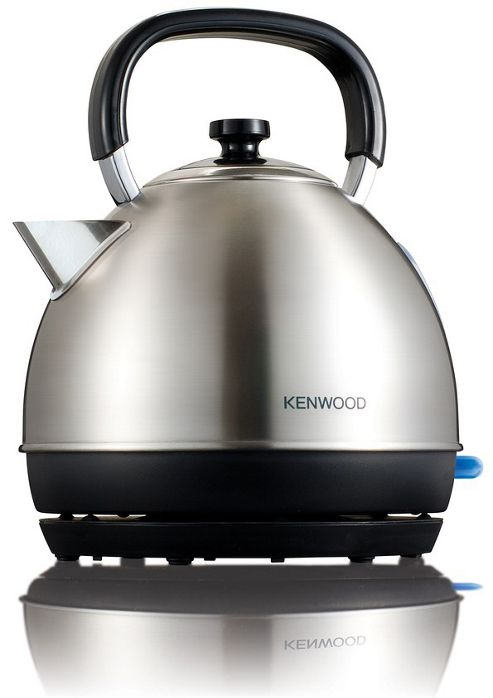 Kenwood Traditional Kettle, 1.6L - Brushed Stainles Steel