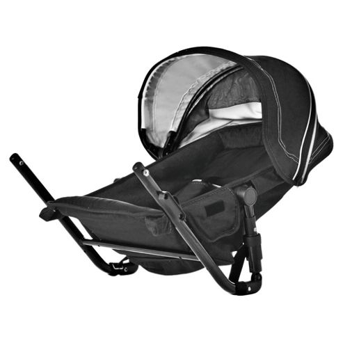Britax B Dual Second Seat, Neon Black