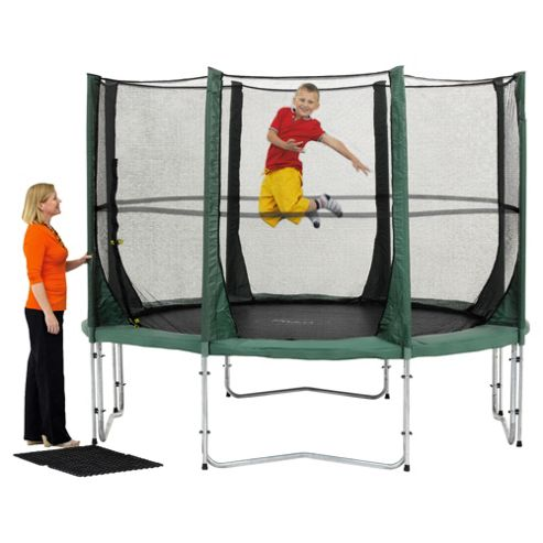 Plum 14ft Trampoline & 3G Enclosure