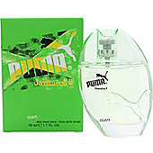 Puma Jamaica 2 Man Aftershave Lotion 50ml Splash For Men