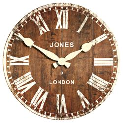 Jones & Co Dover Wall Clock