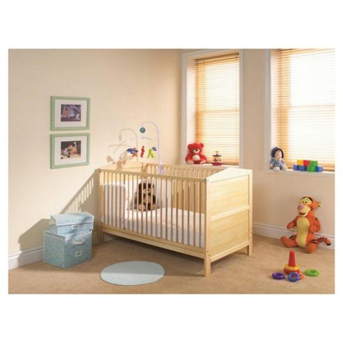 Saplings Gemma Cot Bed, Natural