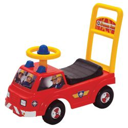 Fireman Sam Toddler Ride-On