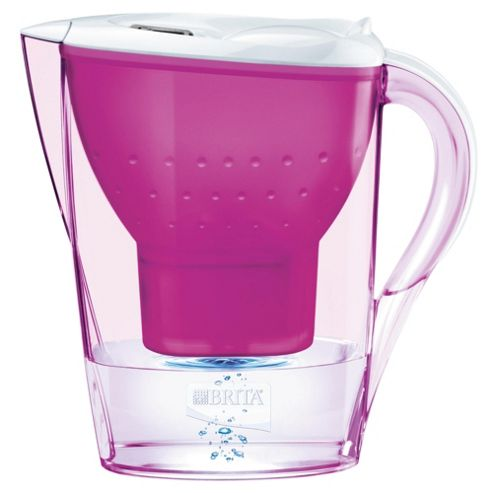 Brita Marella Water Filter Jug, Cool Funky Purple