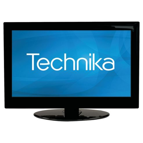 Tesco 19-230 18.5 inch Widescreen HD Ready LCD TV DVD Combi with Freeview