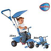 Comfort Smart Trike, Blue