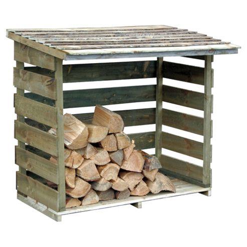 Timberdale Log Store
