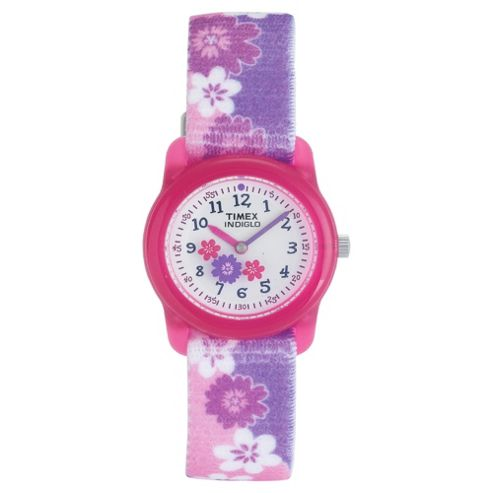 Timex Time Teacher Flower