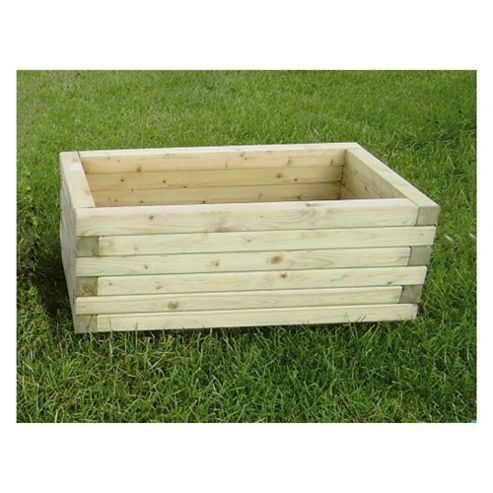 Pro-Direct LTD Rectangular Planter 70 x 70 x 40