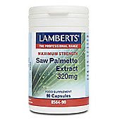 Maximum Strength Saw Palmetto Extract 320mg