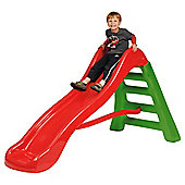 Tesco Folding Slide 5 Steps, Green/Red