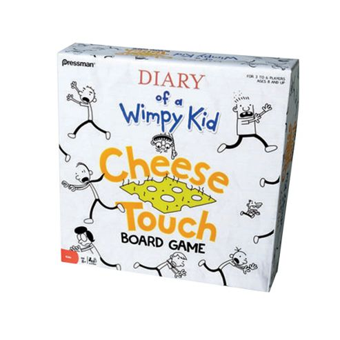 Diary of A Wimpy Kid Board Game