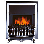 Royal Cozyfire electric fire - Traditional Chrome
