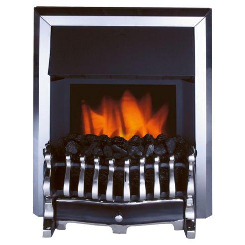 Royal Cozyfire electric fire - Traditional Chrome