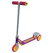 Ozbozz Nebulus Alpha 3-Wheel Scooter, Pink