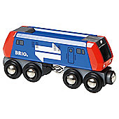 Brio Classic Cargo Engine, wooden toy