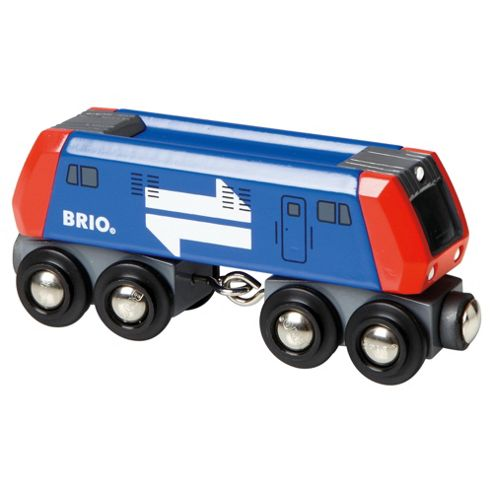 Brio Classic Cargo Engine, wooden toy