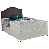Airsprung Danbury Deep Ortho Cushion Top Double Non Storage Divan Bed