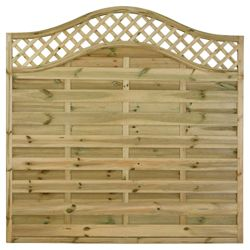 Timberdale 1.8mx1.8m Pembroke Screen Pack of 5
