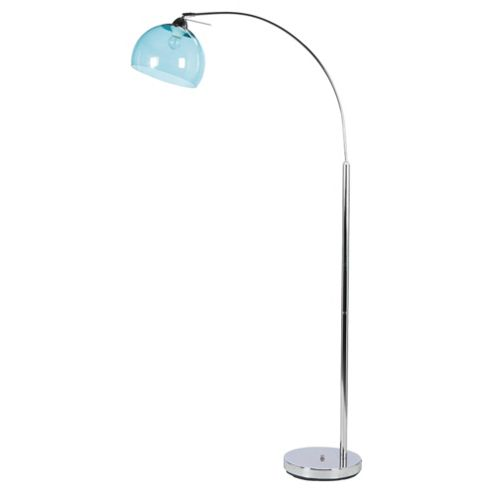 Tesco Lighting Bobble Floor Lamp Teal
