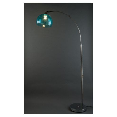 Buy Tesco Lighting Bobble Floor Lamp Teal From Our Floor Lamps Range