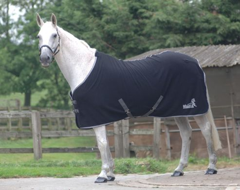 Masta Wembley Show Rug Black 5ft3