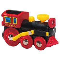 Brio Classic Accessory Old Steam Engine, wooden toy