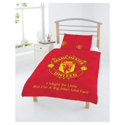 Manchester United Junior Bed Set