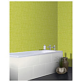 Arthouse Romano tile lime wallpaper