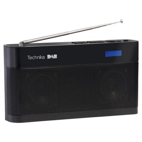 Technika DAB1101ST Stereo DAB Radio