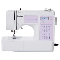 Brother FS20 Computerised  Sewing Machine - White